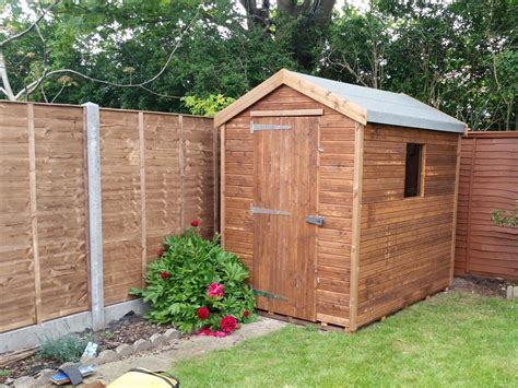 Garden Shed 7x5 by Gallery Customer S Sheds Beast Sheds