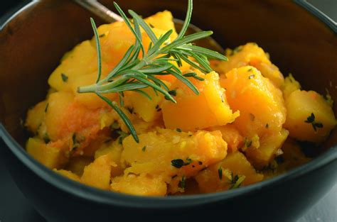 butternut squash with garlic and thyme recipe paleo plan