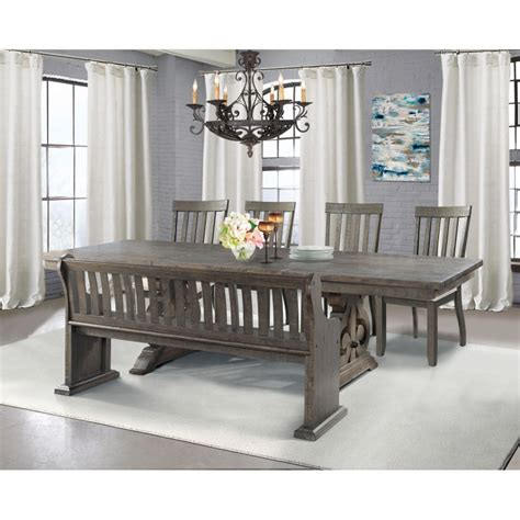 high boy dining room tables dining set high society dst100 lastman s bad boy
