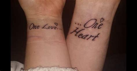 couple tattoo song lyrics couples tattoo bob marley lyric tattoos that i love