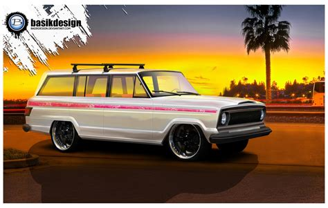 jeep wagoneer 1995 jeep wagoneer by basikdesign on deviantart