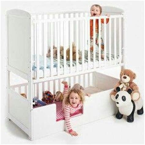 Baby Crib Bunk Beds by Baby Crib Bunk Beds For The Shared Bedroom