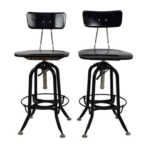 Restoration Hardware Bistro Chair 71 Restoration Hardware Restoration Hardware Vintage Toledo Bar Chair Pair Chairs