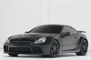 photos brabus mercedes sl65 amg black series photo 1