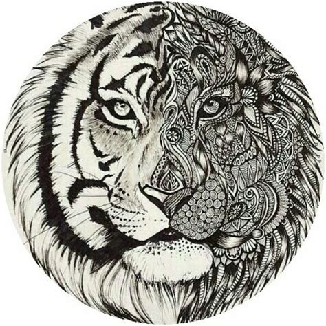 tiger mandala coloring pages tiger coloring page colorings pages