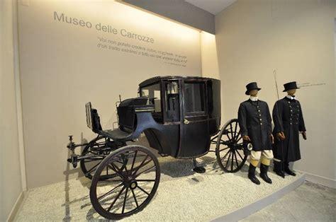 Museo Delle Carrozze Trentatr 232 Carrozze Per Rivivere Il Passato Charme