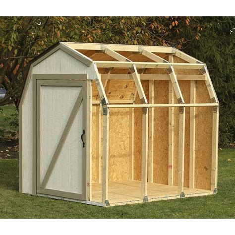 ideas  shed kits  pinterest garden shed