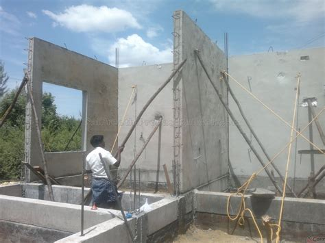Haus Aus Beton Kosten by Residential Precast Concrete Low Cost Housings In India