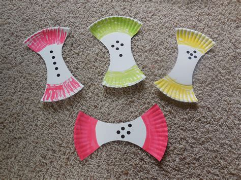 Paper Apple Crafts - a is for apple paper plate craft parenting patch