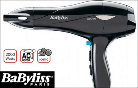 Hair Dryer Zurich by Chf 49 9 For Babyliss 2000w Pro Hairdryer Buyclub