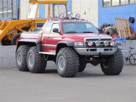 dodge 6x6 truck 6x6 ram tandem axle suvs dodge