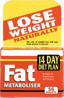 Plan Detox And Barrett by Metaboliser Tablets Diet Pills Slimming Tablets And