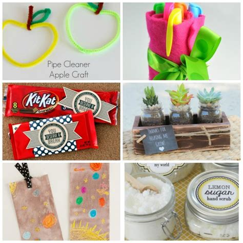 craft for teachers 30 crafts to make for appreciation week make and