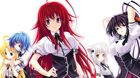 A Anime Like Highschool Dxd by Wallpaper Illustration Anime Artwork Highschool