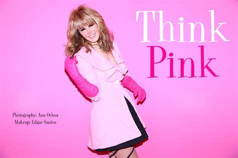 Posh Thinks Pink by Dunn