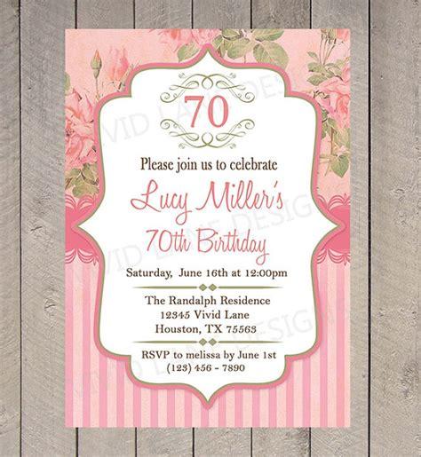 85th Birthday Invitation Template 85th Birthday Invitation Template 101 Birthdays