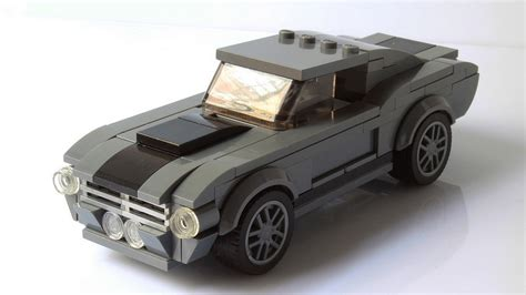 lego ford mustang ford mustang shelby gt500 in speed chions scale