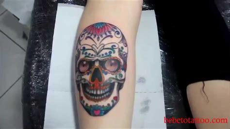 tattoo removal mexico bebeto studio tatuagem de caveira mexicana