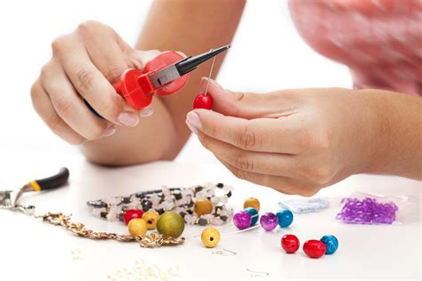 How To Make Handmade Jewellery - 50 small business ideas you can start on your own