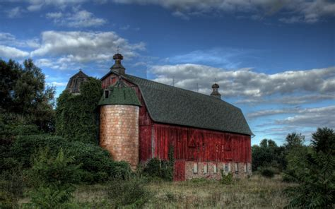 Usa Barns Barn Usa Wallpapers And Images Wallpapers
