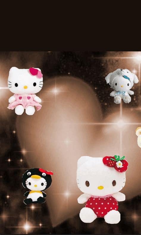 wallpaper hello kitty apps free hello kitty cute 3d wallpaper apk download for