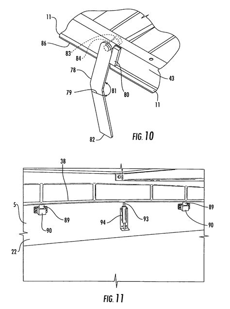 Wall Bed Assembly Patent Us7937787 Wall Bed Assembly Patents