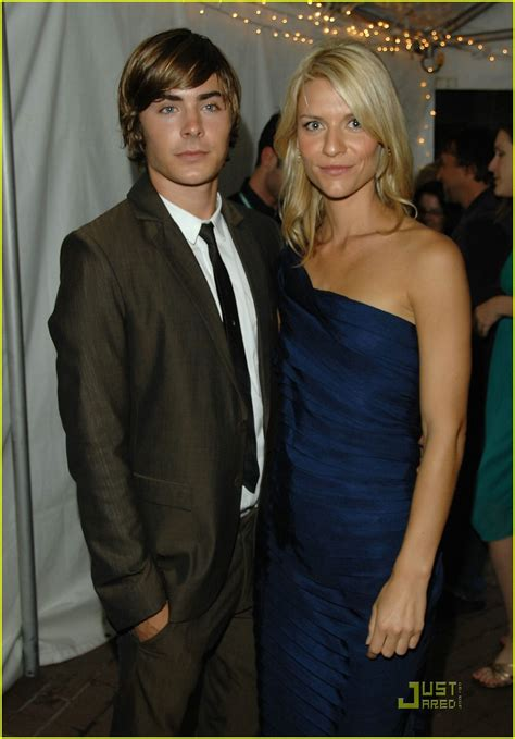 claire danes zac efron me and zac efron movie premiere photo 1398571 claire
