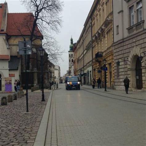 krakow city centre krakow city centre foto di historic town cracovia