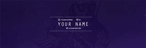 Twitch Banners Template Free Cover Images With Creator Twitch Header Template