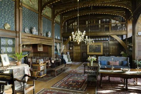 manor house interiors top 10 historic buildings