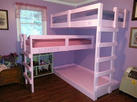 Bunk Bed Diy diy bunk bed