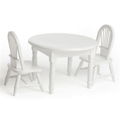 Doll Table And Chairs by Laurent Doll Table Chairs Set 18 In Doll Accessory