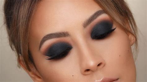 best smokey black smokey eye best tips for blending perkins