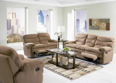 Brown Microfiber Reclining Sofa by Light Brown Microfiber Modern Reclining Sofa