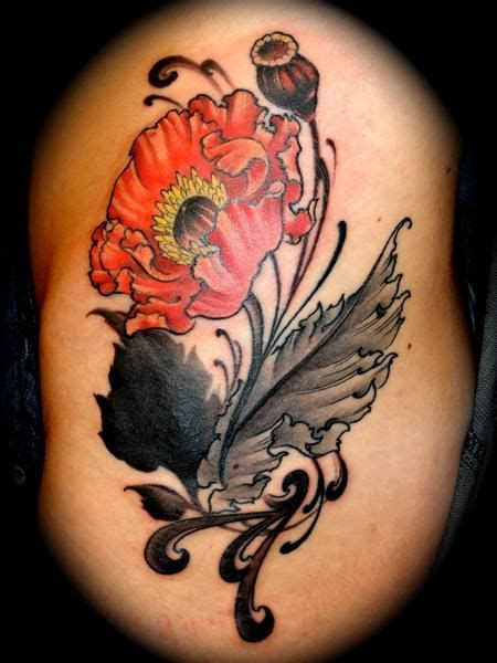 poppy tattoo meaning pin by pois on flower tats pics