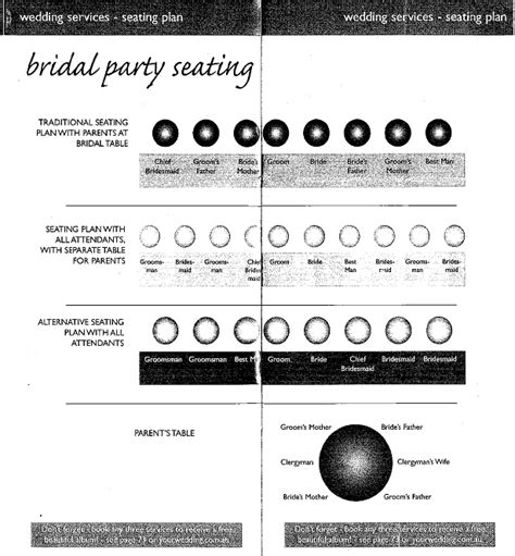 wedding ceremony seating chart template seating plan for weddings picture image by tag