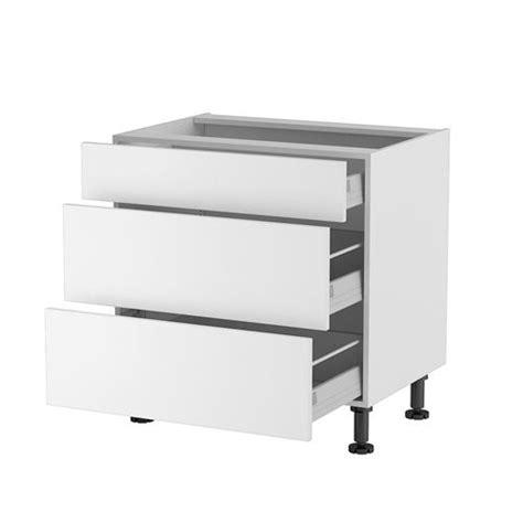 meuble bas cuisine hauteur 80 cm meuble cuisine bas 80cm 1 tiroir 2 casseroliers achat