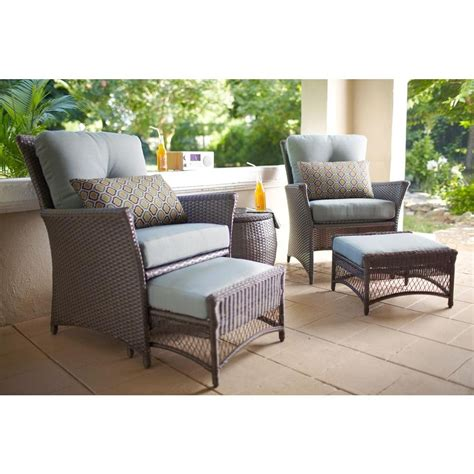 Hampton Bay Patio Chair Cushions Fresh Wonderful