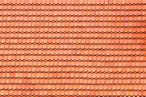 Terracotta Tile Roof The Types Of Roofing Materials Tra Snow Sun
