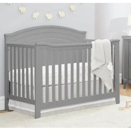 sorelle berkley crib gray sorelle berkley top 4 in 1 crib gray walmart