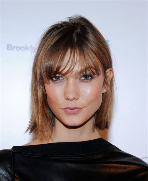 karlie kloss haircut karlie kloss short hairstyle 2014 hairstyles weekly