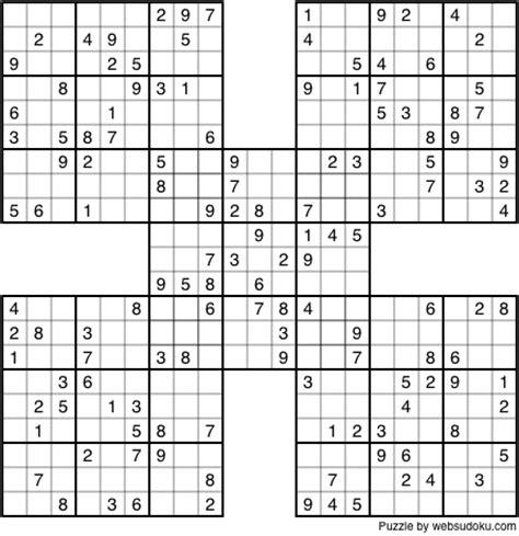 printable mixed sudoku image gallery hard sudoku printable