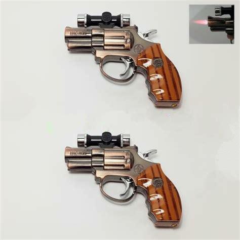 Pistol Mainan Pakai Korek Api Anak Anak korek api unik pistol laser dunia pusaka sakti