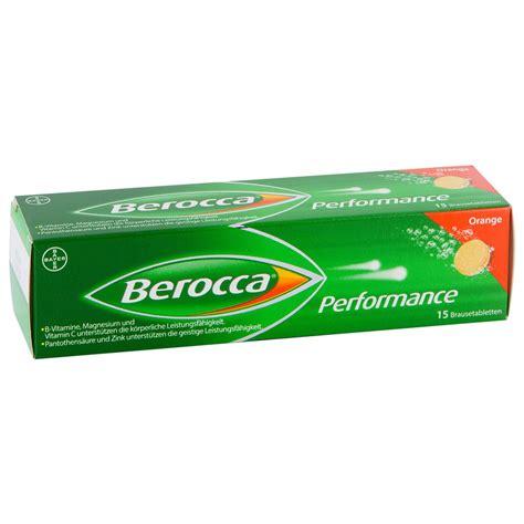 Berocca Performance 10 by 1 Berocca Performance Erfahrungsberichte Preis