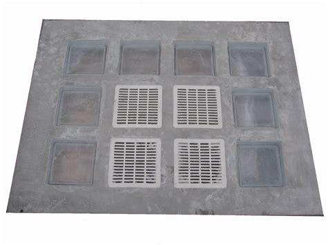 pavimento in vetrocemento vetromattone a pavimento con piastre di vetro vendita onlie