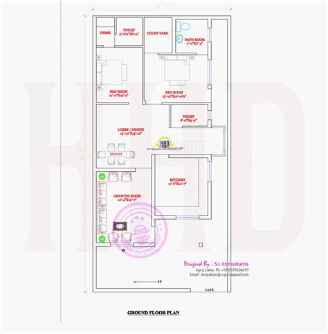 in ground house plans floor plan of north indian house kerala home design and