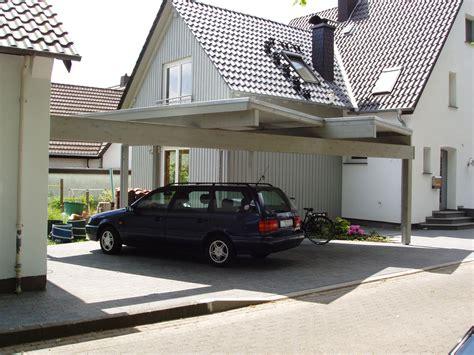 carport bausatz stahl individuelle sondermodelle carport in holz alu stahl