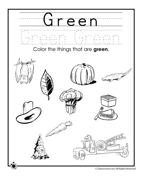 Color Worksheets For Kindergarten Az Coloring Pages Colour Worksheets For Preschoolers