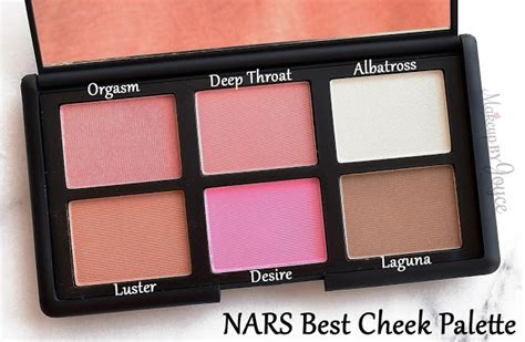 Best Of The Day Nars Blush by Makeupbyjoyce Swatches Review Nars Nordstrom S
