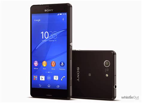Hp Sony Seri Z3 sony xperia z3 compare plans deals prices whistleout